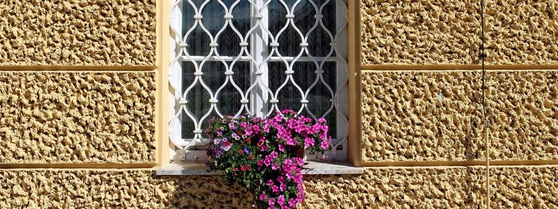 finestra ferro